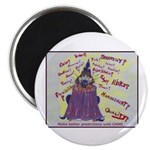 Crystal Ball Magnet