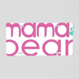 Mama Bear - Family Matching Aluminum License Plate