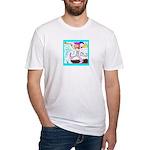 Tarot Fool Fitted T-Shirt