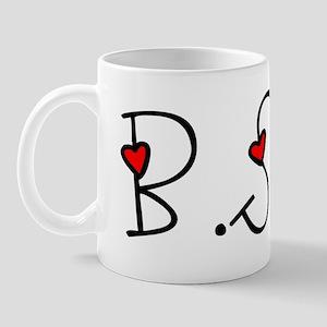 BSW Hearts Mug
