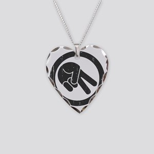 peace-biker-LTT Necklace Heart Charm