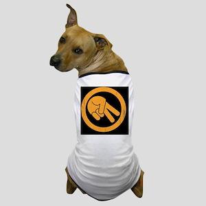 peace-biker-OV Dog T-Shirt