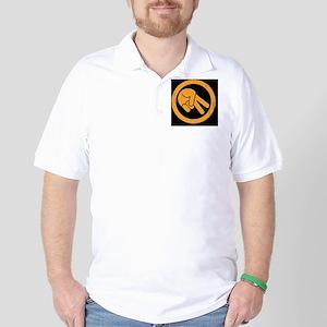 peace-biker-OV Golf Shirt