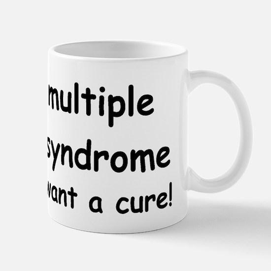 Multiple Cockatiels! Mug