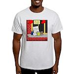 Scout Food for Santa Light T-Shirt