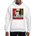 Scout Food for Santa Hooded Sweatshirt