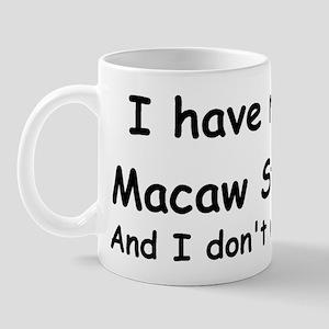 Multiple Macaws! Mug
