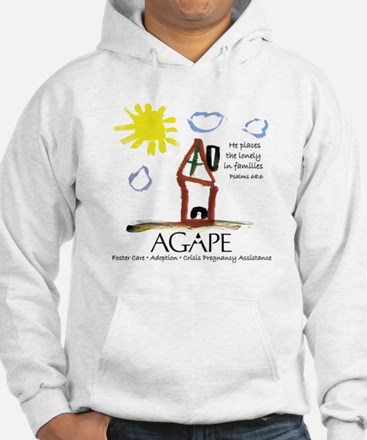 Agape For Families Collection Hoodie