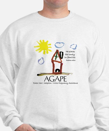 Agape For Families Collection Sweatshirt