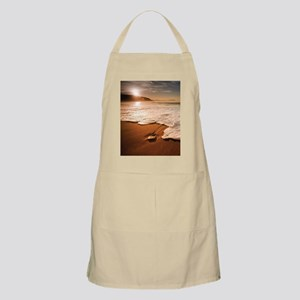 Ocean Water Light Apron