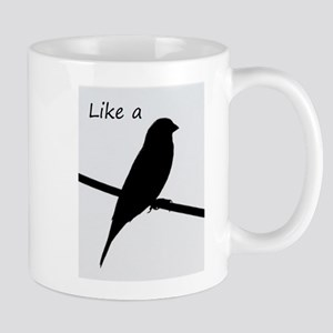 Like a Bird on a Wire Mugs