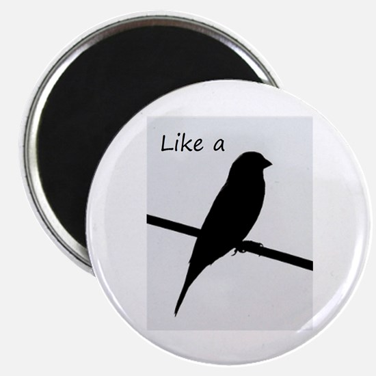 Like a Bird on a Wire Magnets