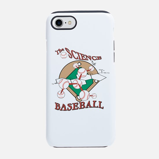 SCIENCE of BASEBALL iPhone 7 Tough Case