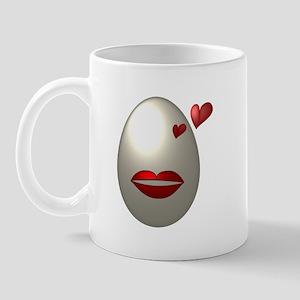 Eggxotic, Mug