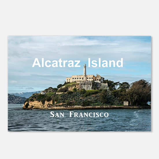 SanFrancisco_18.8x12.6_Al Postcards (Package of 8)