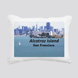 SanFrancisco_11x9_Alcatr Rectangular Canvas Pillow