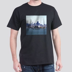 SanFrancisco_8.56x7.91_GelMousepad_Al Dark T-Shirt