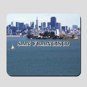 SanFrancisco_6x6_v2_AlcatrazIsland Mousepad