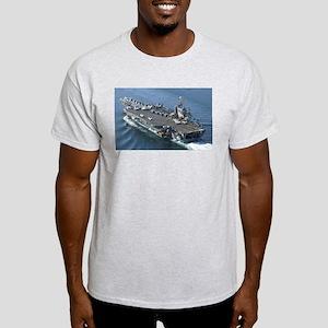 USS Theodore Roosevelt Light T-Shirt