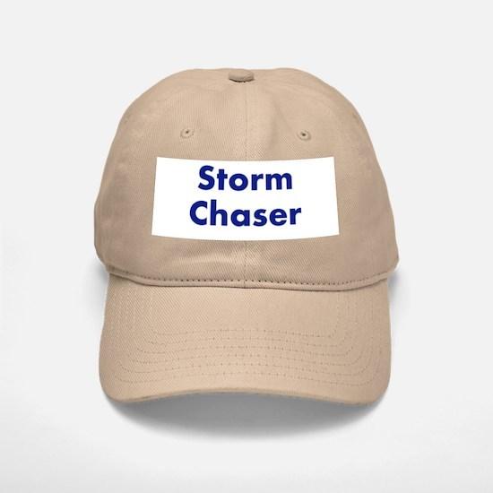 Baseball Baseball Cap - Storm Chaser