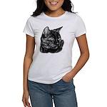 Tortoise Short-Hair Cat Women's T-Shirt