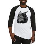 Tortoise Short-Hair Cat Baseball Jersey