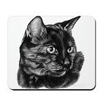 Tortoise Short-Hair Cat Mousepad