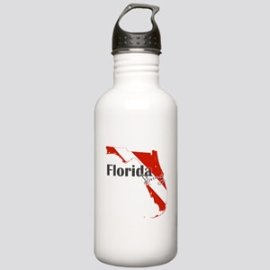 Florida Diver Stainless Water Bottle 1.0L