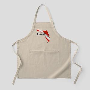 Florida Diver Apron