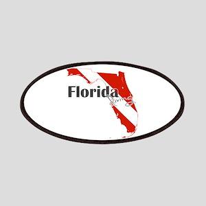 Florida Diver Patches
