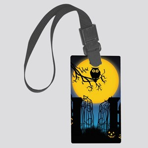 sh4_84_curtains_835_H_F_1 Large Luggage Tag