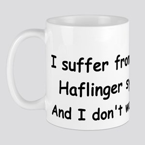 Multiple Haflingers Mug