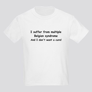 Multiple Belgians Kids Light T-Shirt