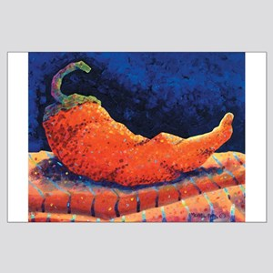 'Chili' Large Poster