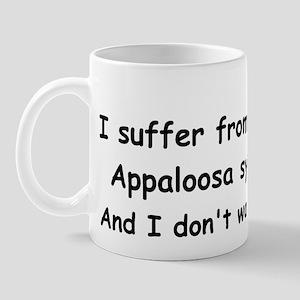 Multiple Appaloosas Mug