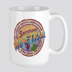 Wine Trail Mugs