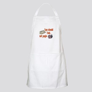 Tips should fold BBQ Apron