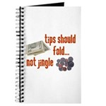 Tips should fold Journal