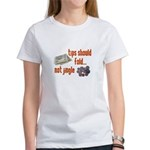 Tips should fold Women's T-Shirt