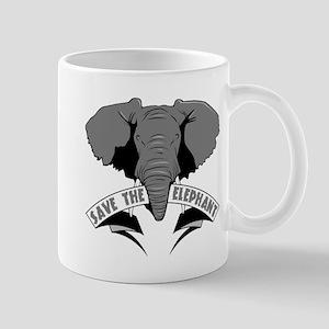 Save The Elephant Mug