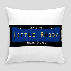 Rhode Island Nickname #2 Everyday Pillow