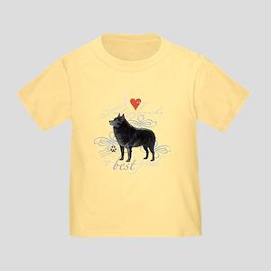 Schipperke Toddler T-Shirt