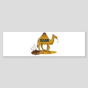 CAMEL MANURE Bumper Sticker