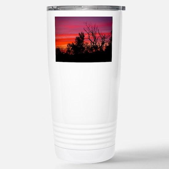 Cute Sihloette Travel Mug