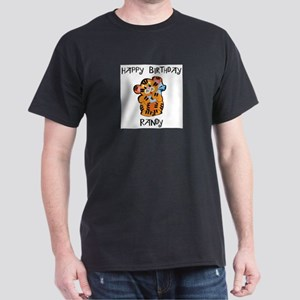 Happy Birthday Randy (tiger) T-Shirt