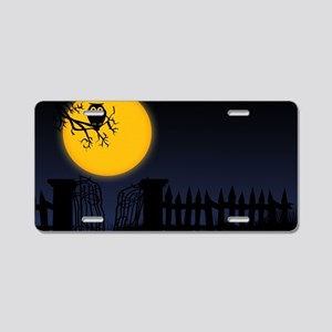 sh4_laptop_skin Aluminum License Plate