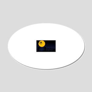 sh4_laptop_skin 20x12 Oval Wall Decal