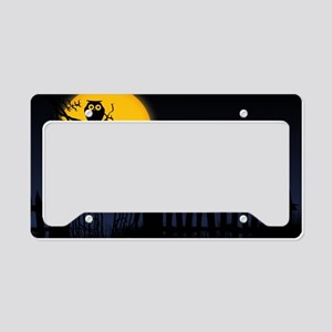 sh4_laptop_skin License Plate Holder