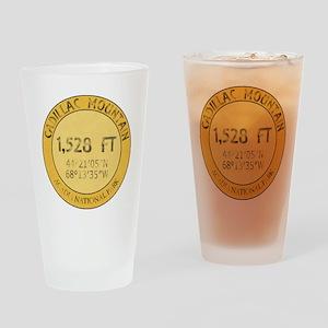 Cadillac Mountain Drinking Glass