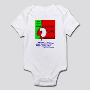 Bachman Turner Overdrive Infant Bodysuit